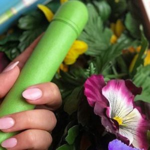 Save the Planet and Your Sex Life with This $15 Biodegradable Vibrator