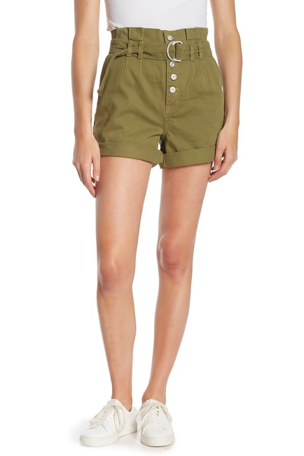 Free People Cindy Utility Belted Shorts