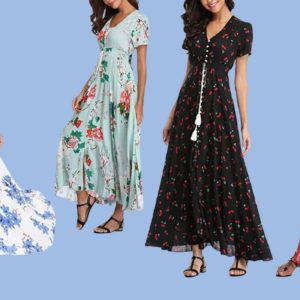 This $33 Boho Maxi Dress Is the Ultimate Vacation Staple — and It Comes in 36 Patterns