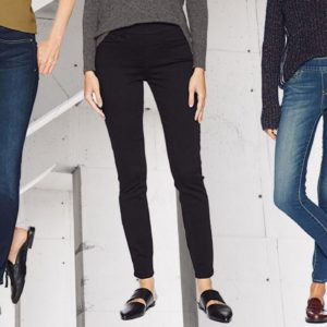 Amazon Shoppers Are Replacing Their Denim With These Ultra Comfy and Flattering Pull-on Jeans