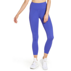 Bright purple girlfriend collective leggings