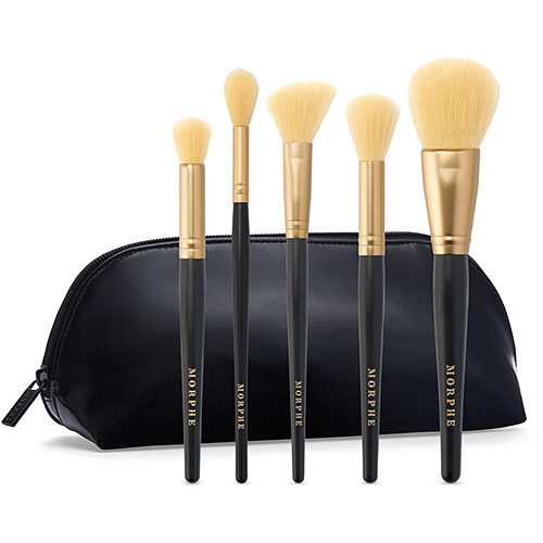 Morphe Complexion Crew 5-Piece Face Brush Collection