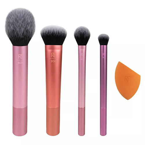 Real Techniques Make Up Must Have Brush Kit