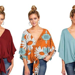 <i></noscript>Bachelor in Paradise</i>'s Hannah G. Modeled This $25 Amazon Blouse, and Now It's Climbing the Best-Sellers Charts