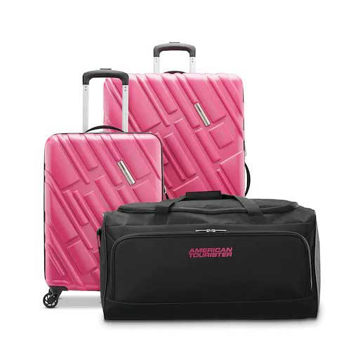 American Tourister Ellipse 3-Piece Luggage Set