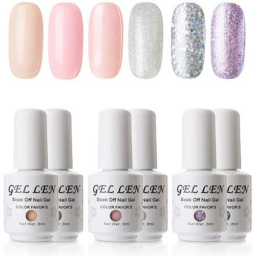 Gellen New Gel Polish Set