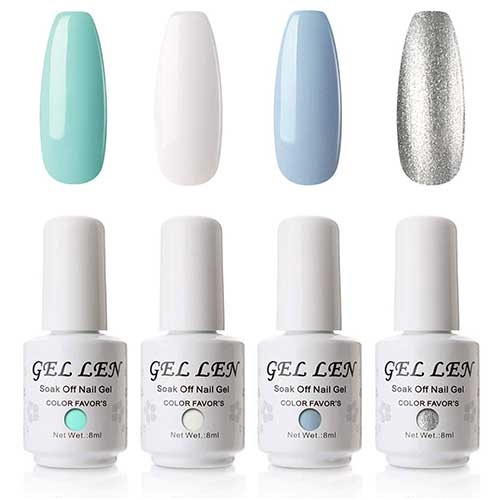 Gellen UV Gel Nail Polish