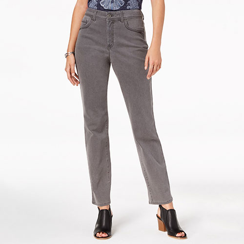 Style & Co Tummy-Control Jeans