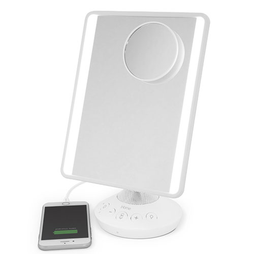 iHome Mirror with Bluetooth