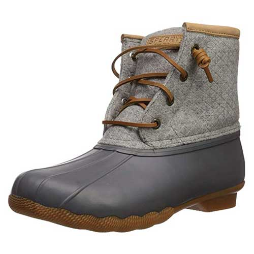 Sperry Saltwater Wool Boots