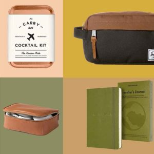 Travel Kits Are One of the Top-searched Gift Ideas for Travelers —…