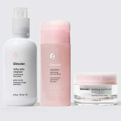 Glossier Fresh Face Set