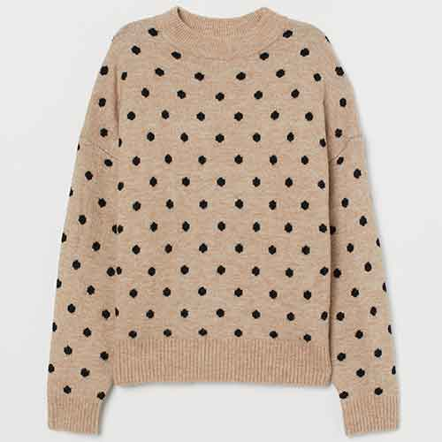 Conscious Fine-Knit Sweater
