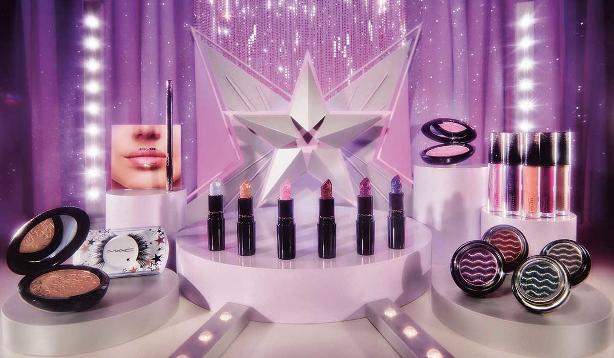 Channel Your Star Power with MAC's Starring You Holiday Makeup