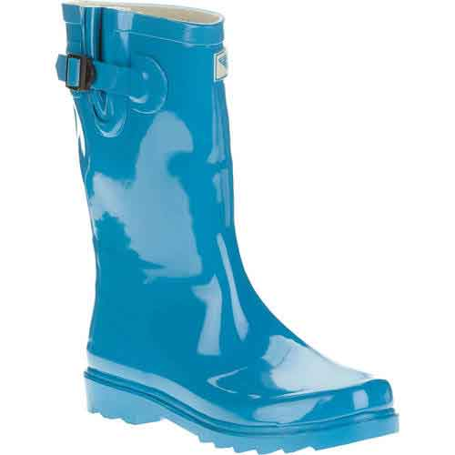 Forever Young Short Shaft Rain Boots
