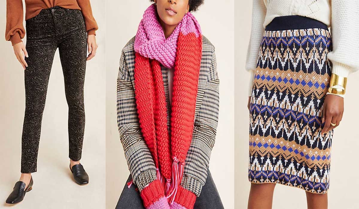 Dig Up Fresh Finds from Anthropologie's Winter Tag Sale