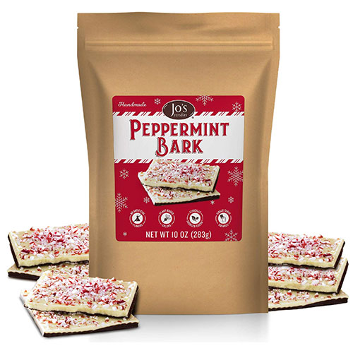 Jo's Candies Peppermint Bark