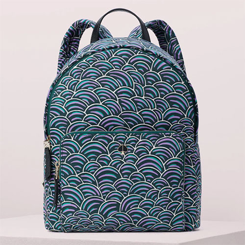 Taylor Party Bubbles Large Backpack