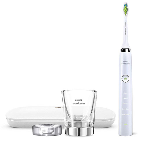 Philips Sonicare Diamond Clean Classic Electronic Toothbrush