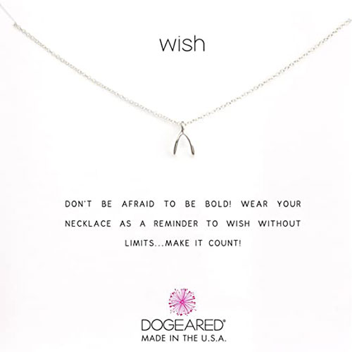 Dogeared Wish Reminder 16 Inch
