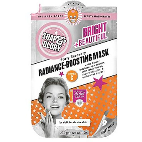 Soap & Glory Bright & Beautiful Radiance-Boosting Face Mask