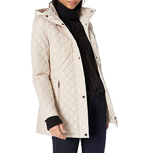 Calvin Klein Classic Quilted Jacket
