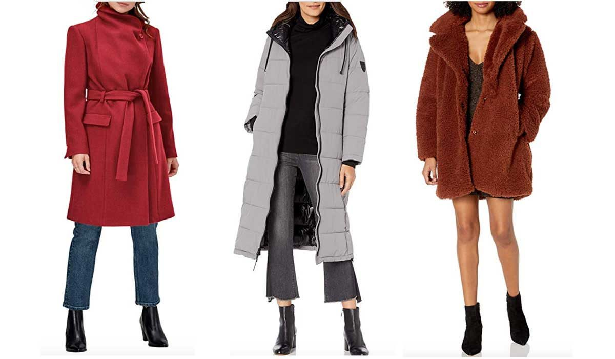 8 Winter Coat and Boot Combos from Amazon To Brave the Cold Weather
