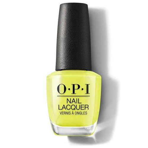 OPI PUMP Up the Volume Nail Lacquer