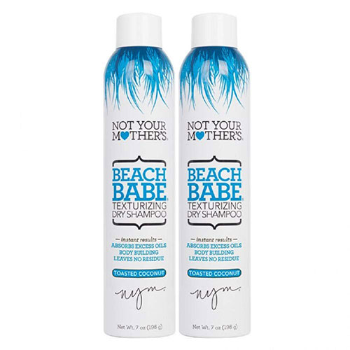 Not Your Mother's 2 Piece Beach Babe Texturing Dry Shampoo