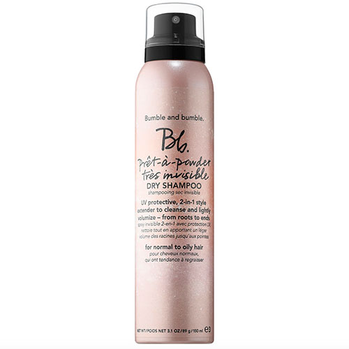 Bumble and Bumble Prêt-à-Powder Très Invisible Dry Shampoo with French Pink Clay
