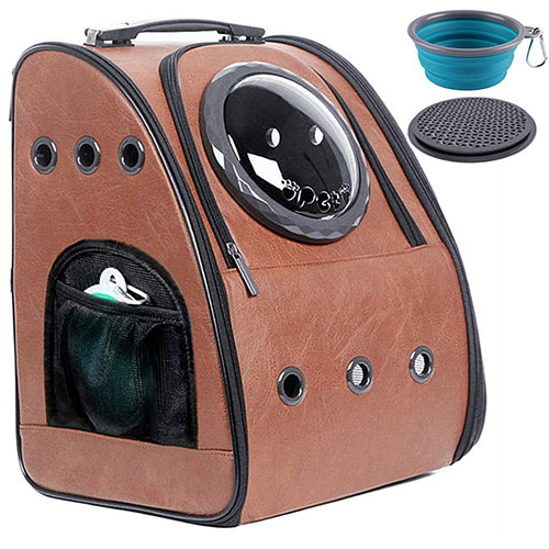 JAHUITE Upgraded Cat Backpack