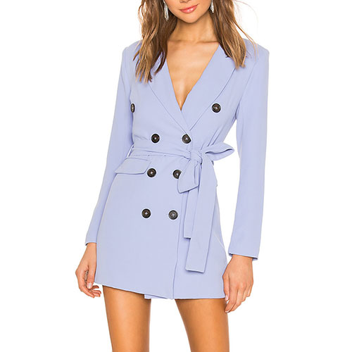 Lovers + Friends Diana Blazer Dress