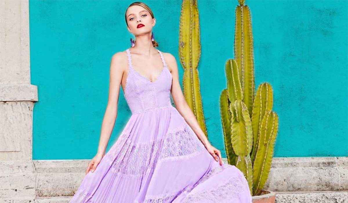 The Pastel Dresses You're Going to See Everywhere This Spring