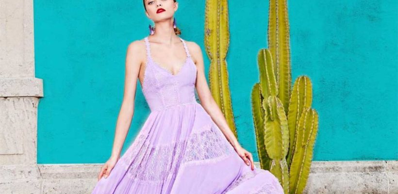 It's all about pastel dresses for spring 2020.    The runways and red carpets are slated to become pastel wonderlands, so prepare to see dreamy shades of peach, powder blue, lilac and lemon.   Last fall featured a color crush…