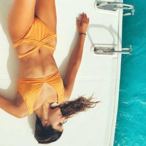 The Best Bikinis To Take on That Warm Trip You Desperately Need