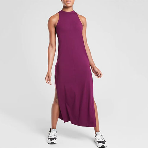 Athleta Destination Maxi Dress