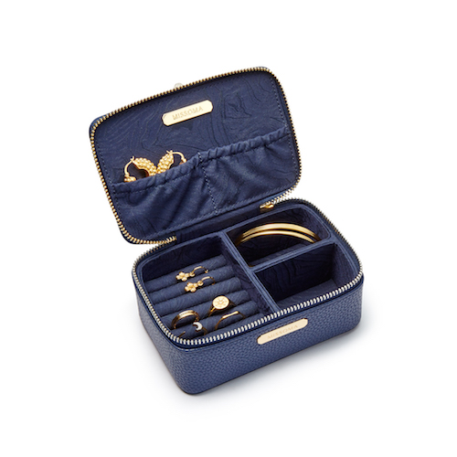 Small Jewelry Travel Case