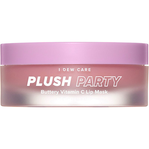 I Dew Care Plush Party Buttery Vitamin C Lip Mask