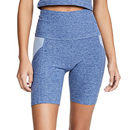 Beyond Yoga In The Mix Bike Shorts