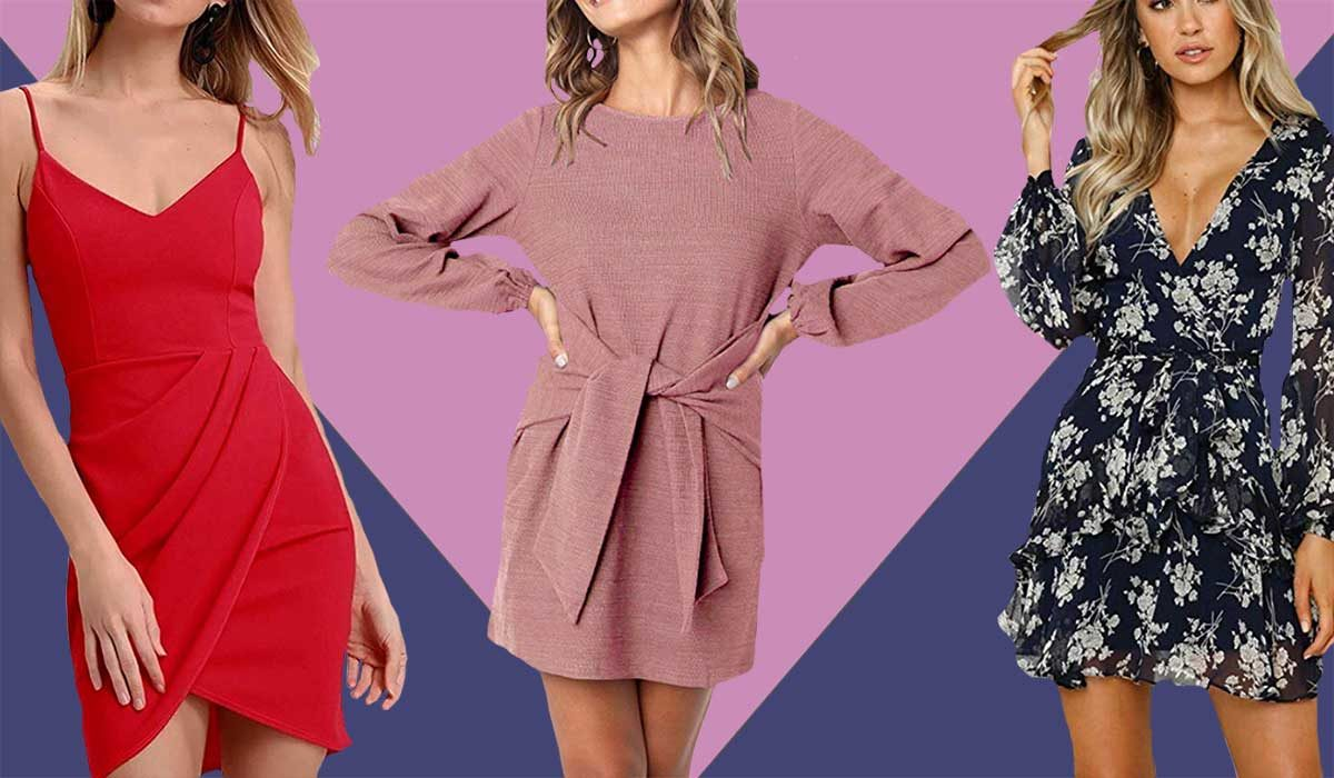 The 15 Dresses on Amazon You'll Want to Wear Again and Again — and They're All Under $50