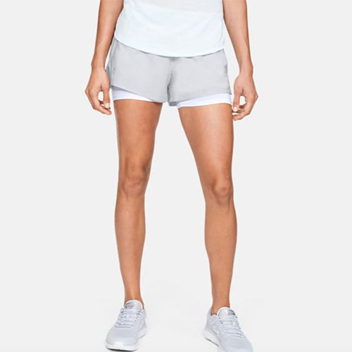 Under Armour Launch SW 2-in-1 Women's Running Shorts