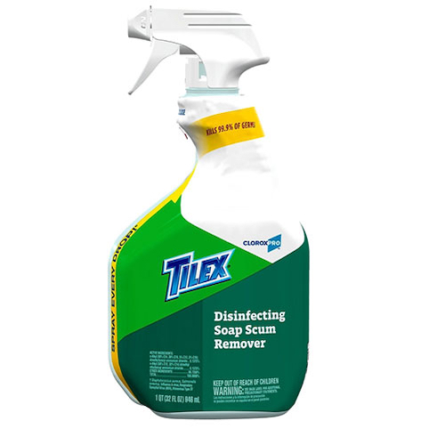 Tilex Soap Scum Remover and Disinfectant