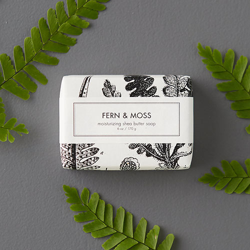 Terrain Fern + Moss Bar Soap