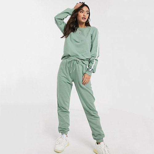 ASOS Design Tracksuit with Contrast Binding