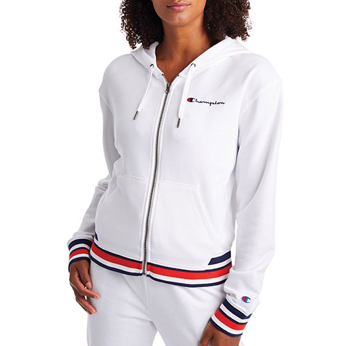Champion Women's Campus French Terry Zip Hoodie