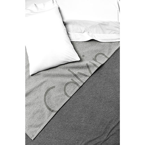 Calvin Klein Modern Cotton Collection Cotton & Modal Fitted Sheet