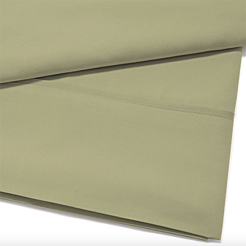 Porch & Den Haverton Double Brushed Microfiber Flat Sheet