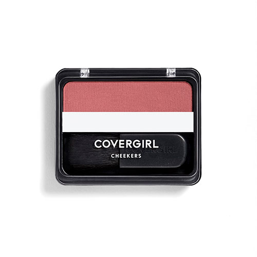 Covergirl Cheekers Blendable Powder Blush in Rock N Rose