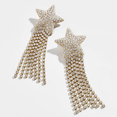BaubleBar Starry Night Drop Earrings