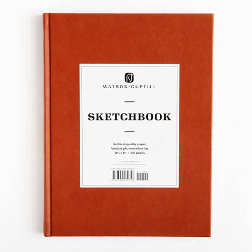 Large Sketchbook